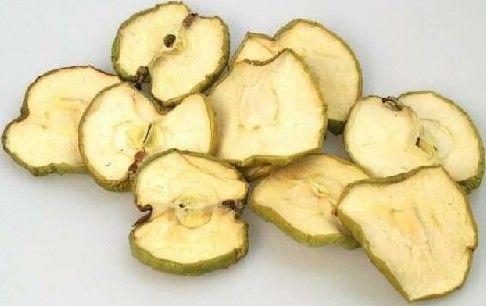 Dekorace přírodní sušené JABLÍČKA 3-5cm - 8ks
