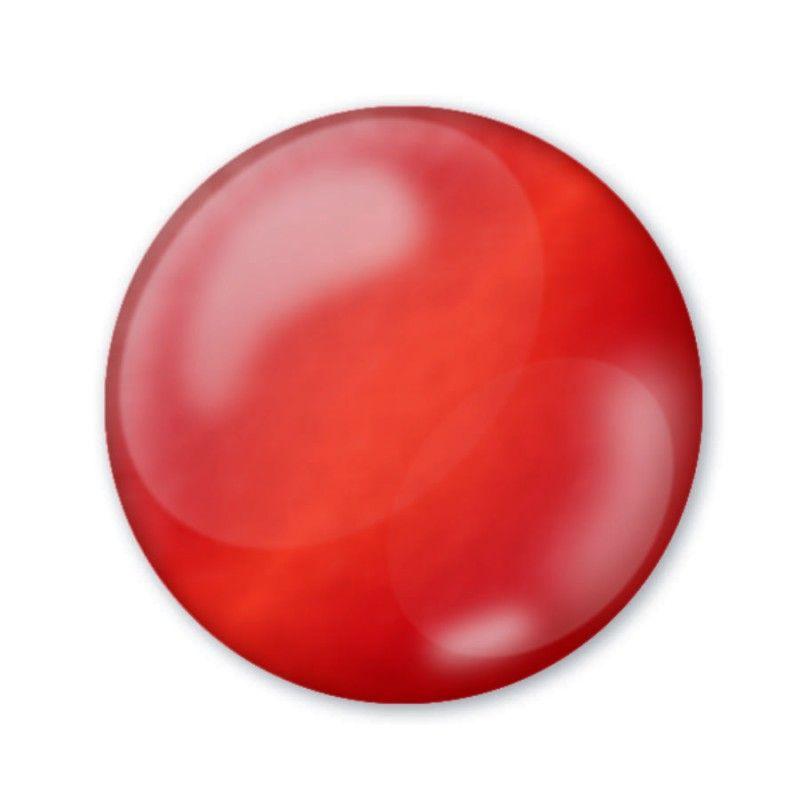 3D Decor Pen Tekuté perly,kontura,3D Pentart 30ml - Transpar.rubínová červená