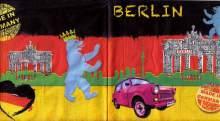 Ubrousky 33 x33 cm BERLÍN
