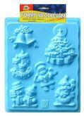 Plastová forma - Vánoce 20 x 30 cm