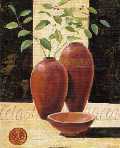 Reprodukce na decoupage VÁZY 25 x 20 cm
