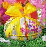 Ubrousek 33 x 33 cm Velikonoční Kraslice