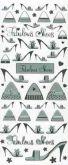 OBRYSOVÉ SAMOLEPKY stříbrné  BOTY