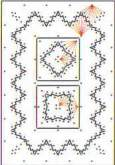 Šablona mosaz NA EMBOSSING 100 x 145 mm,