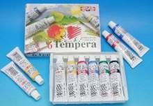 Temperové barvy 6x16ml Koh-i-noor
