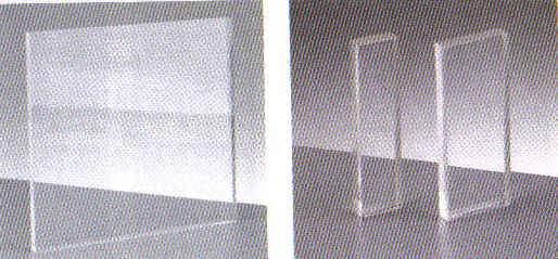 Akrylový blok  51x51x10mm