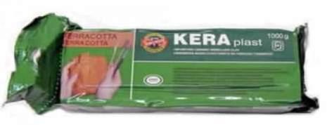 Modelovací hmota KERA plast Terracotta 300g Koh-i-noor