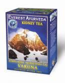 Himálajské ajurvédské bylinné čaje - VARUNA - Ledviny a močové cesty