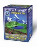 Himálajské ajurvédské bylinné čaje - ASHWAGANDHA - Uklidnění a spánek