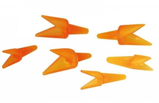 Kuřecí ZOBÁČKY 1,5cm+0,8cm - 10ks