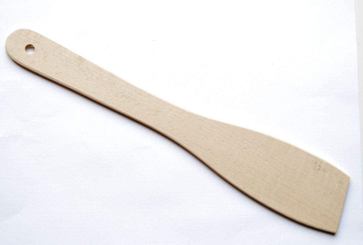Dřevěná vařečka/lopatka 26cm