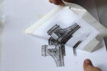 Transfer PentArt Solution 20ml - roztok pro přenos/obtisk obrázků vytisknutých laserovou tiskárnou