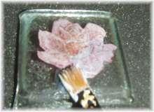Ubrousková technika na sklo - 103231 -