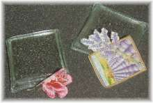 Ubrousková technika na sklo - 103230 -