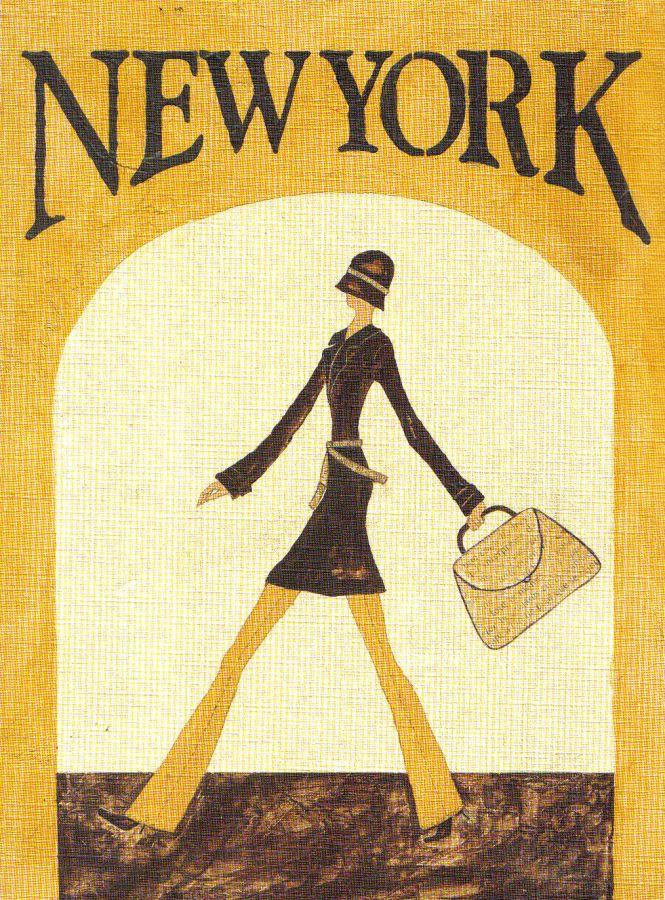 Kreativní papír Reprodukce NEW YORK 18x24cm