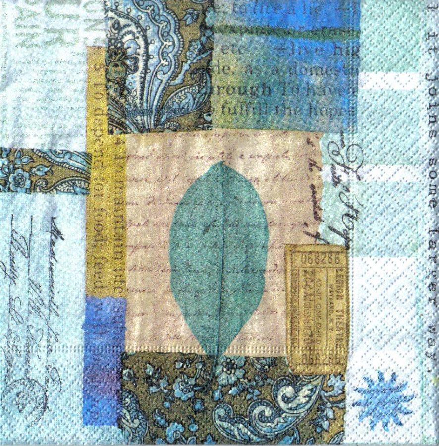 Ubrousky 33 x 33 cm PÍSMO