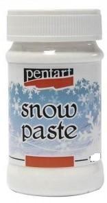 Strukturovací pasta SNOW sníh PENTART - 100ml