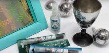 Zrcadlové médium / barva na PLAST 9ml PentArt