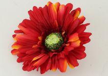 Dekorace vazbová květ GERBERA cca 11 cm - 1ks