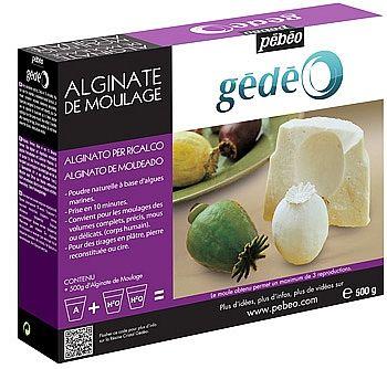 Formovací alginát 500g pro výrobu přesných (měkkých) odlitků