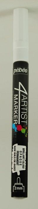 Olejový fix 4ARTIST MARKER hrot 2mm