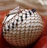 Velikonoční Vejce polystyren 76m - 1ks