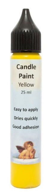Barvy na Svíčky Daily art s aplikátorem - 25ml