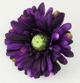 Dekorace vazbová květ GERBERA cca 11cm - 1ks