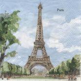 Ubrousek 33 x 33 cm PAŘÍŽ
