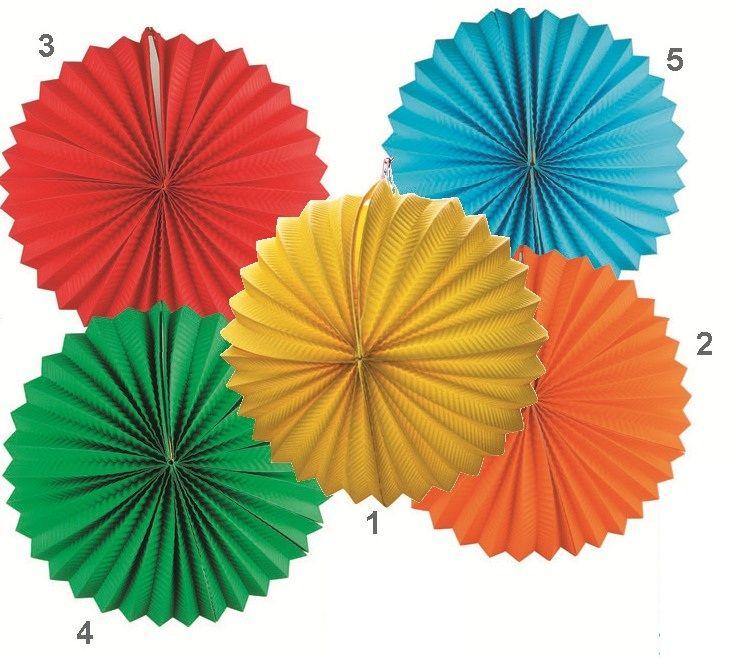 Lampion kulatý 22 cm - 1ks - 1ks