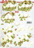 3D - Decoupage papír A4 SVATEBNÍ