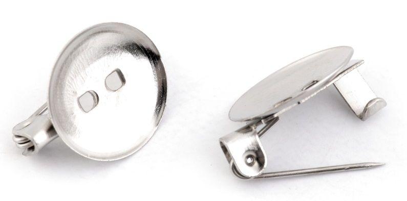 Brožový můstek Ø13 mm - 1ks