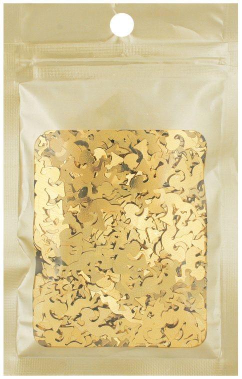 Konfety zlatí ANDĚLÉ 1,5 cm - 16 g