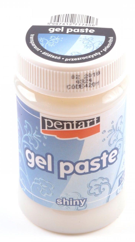 Pasta gelová 3D efekt PENTART 100ml