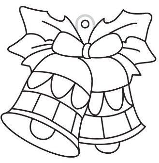 Sklíčko plast zvonky cca 8cm