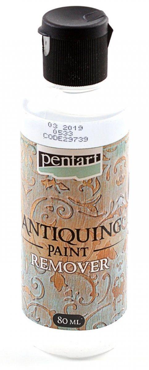 Odstraňovač antikovacích barev Pentart 80ml
