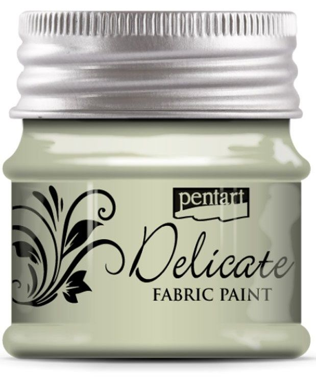 Barva PENTART na textil GLAMOUR,DELICATE - 50ml