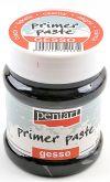 Akrylová podkladová pasta Primer PENTART černá 230ml