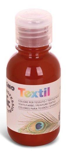 Barva na textil 125ml - Hnědá Morocolor