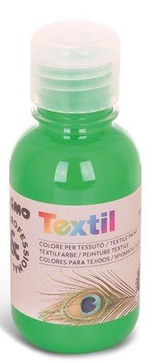 Barva na textil 125ml - zelená Morocolor