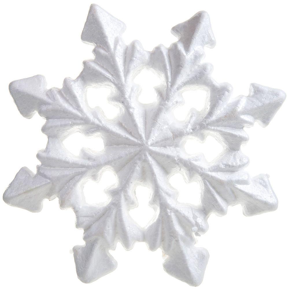 Polystyren VLOČKA 21cm - 1ks