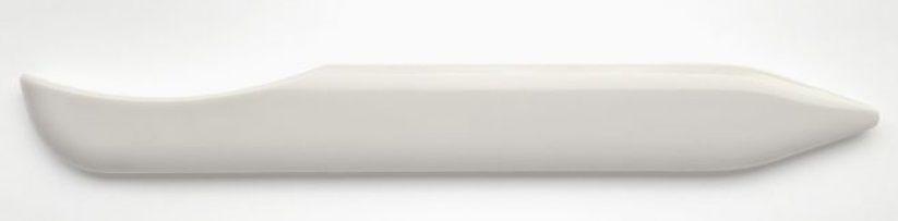 Knihařská kost na skládání papíru 15x2cm