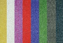 Samolepící třpytivá folie 150g/m2 A4 - 1ks