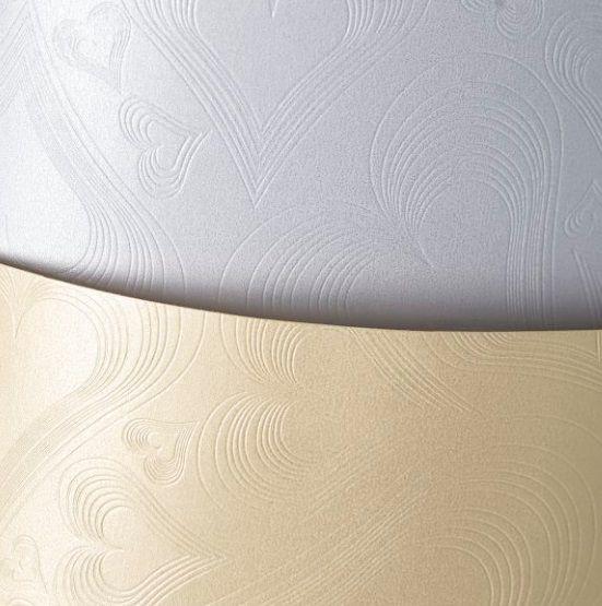 Kreativní oboustranný papír 220g/m2 LOVE bílá 20x30cm