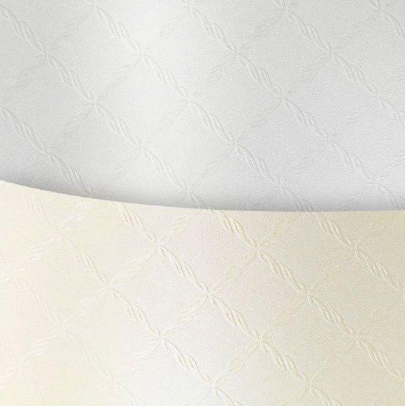 Kreativní oboustranný papír 220g/m2 CHIC bílý 20x30cm
