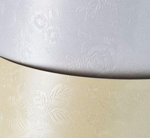 Kreativní oboustranný papír 220g/m2 FLORAL bílý 20x30cm
