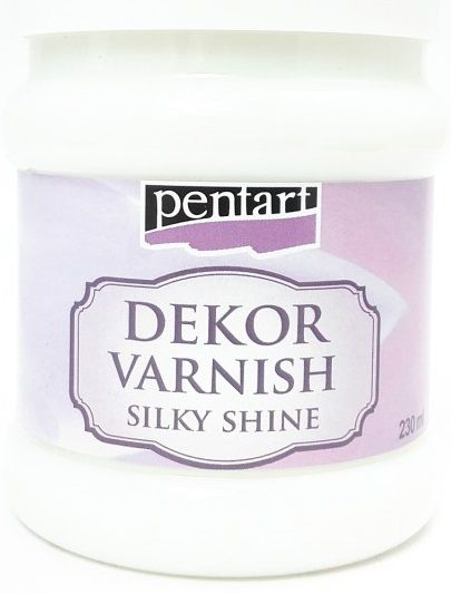 Lak Dekor Pentart lesklý 230ml
