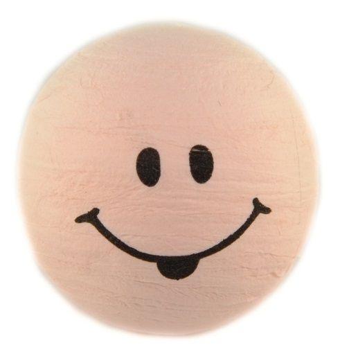 Vatová Hlavička usměv 36mm - 1ks