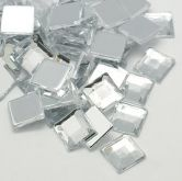 Kabošon - akrylový kamínek 12mm - 100ks