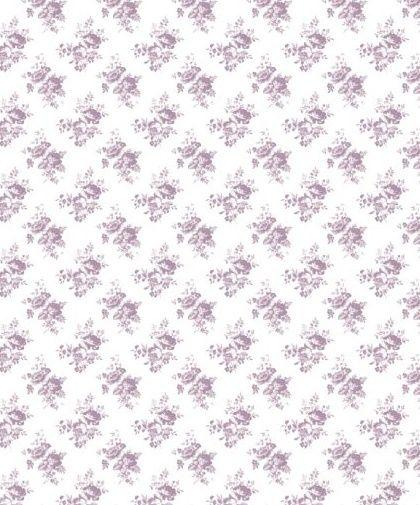 Rýžový papír Růžičkové Pozadí 30x21cm /A4/ na decoupage ITD